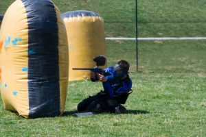 Paintball-varianten speedball